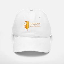 Iowans for Obama Baseball Baseball Cap