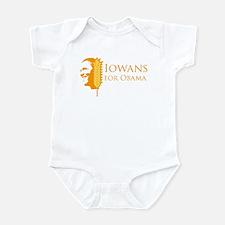 Iowans for Obama  Infant Bodysuit