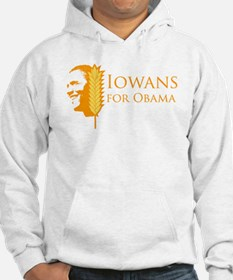 Iowans for Obama Hoodie