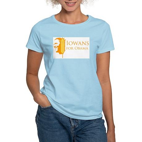 Iowans for Obama Women's Light T-Shirt