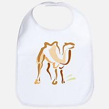 Artsy Camel Bib