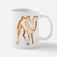 Artsy Camel Mug