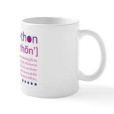 Marathon Defined Mug