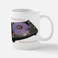 LP Record  Mug