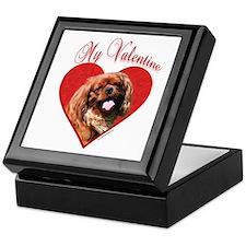 English Toy Valentine Keepsake Box