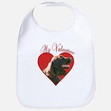 Field Valentine Bib