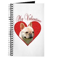 Frenchie Valentine Journal