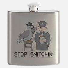 Unique Snitch Flask