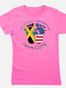 Jamaican American Baby T-Shirt