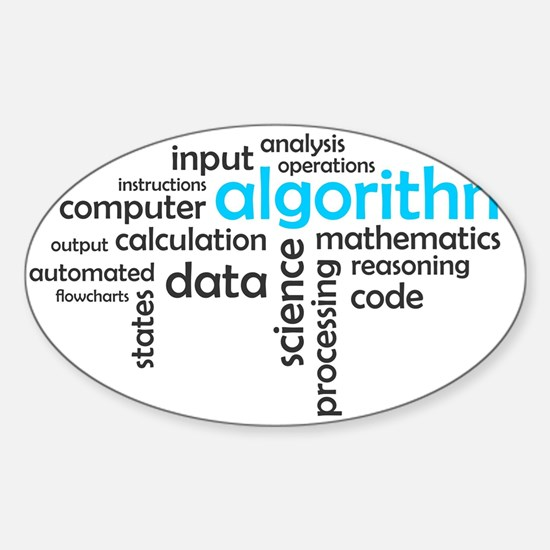 word cloud - algorithm Decal