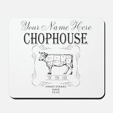 Vintage Chophouse Mousepad