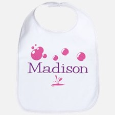Madison Bubbles Baby Bib