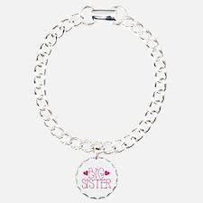 Heart Big Sister Bracelet