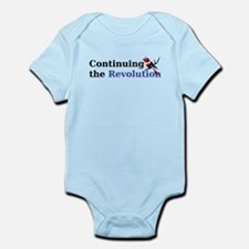 Continuing the Revolution Body Suit