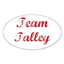TEAM Talley REUNION Oval Decal