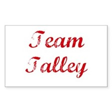 TEAM Talley REUNION Rectangle Decal