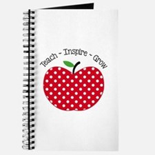 Teach Inspire Grow Journal
