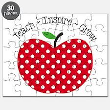 Teach Inspire Grow Puzzle