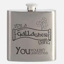 Cute Gallagher Flask