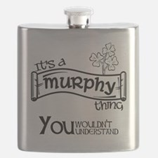 Unique Murphy Flask