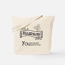 Cute Murray Tote Bag