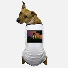 Sacramento sunset Dog T-Shirt