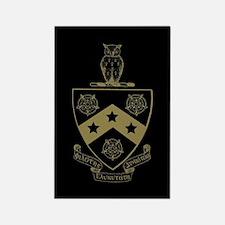 Phi Gamma Delta Crest Rectangle Magnet
