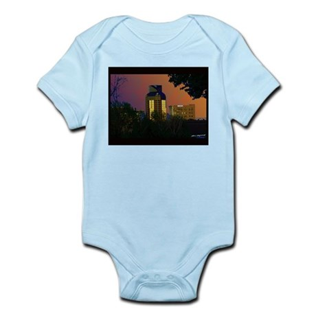 Sacramento sunset Infant Creeper
