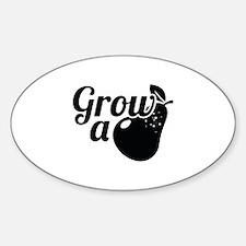 Grow A Pear Decal