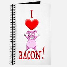I Love Bacon! Journal