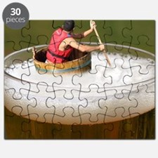 Cute Black guy Puzzle