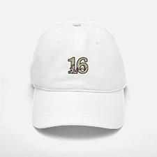 Golden Sweet 16 Baseball Baseball Cap