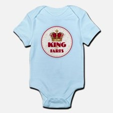 KING of FARTS Body Suit