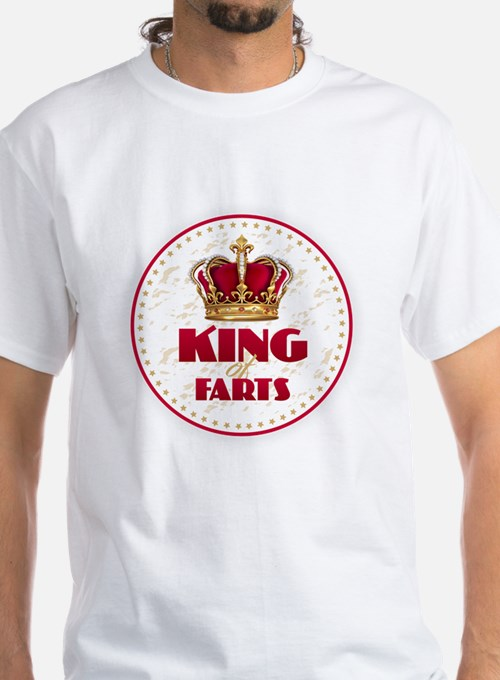 KING of FARTS T-Shirt