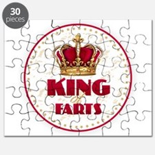 KING of FARTS Puzzle