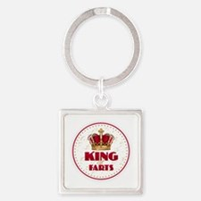 KING of FARTS Keychains