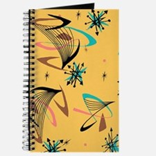 Mid Century Modern Pattern Journal
