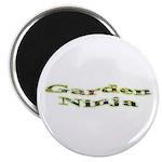 Garden Ninja Magnet