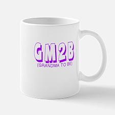 GM2B - GRANDMA TO BE Mugs