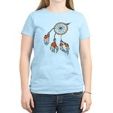 Boho dream catcher Women's Light T-Shirt