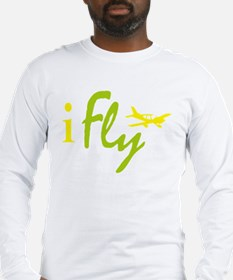 iFly Fixed wing Long Sleeve T-Shirt
