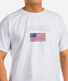 Patriotic American Deplorables T-Shirt