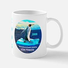 Antarticia & South America 2008 - Mug