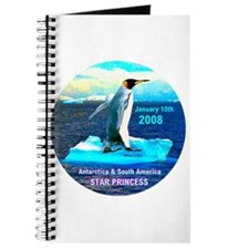 Antarticia & South America 2008 - Journal