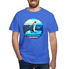Antarticia & South America 2008 - T-Shirt