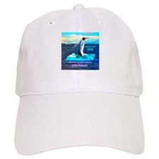 Antarticia & South America 2008 - Baseball Cap