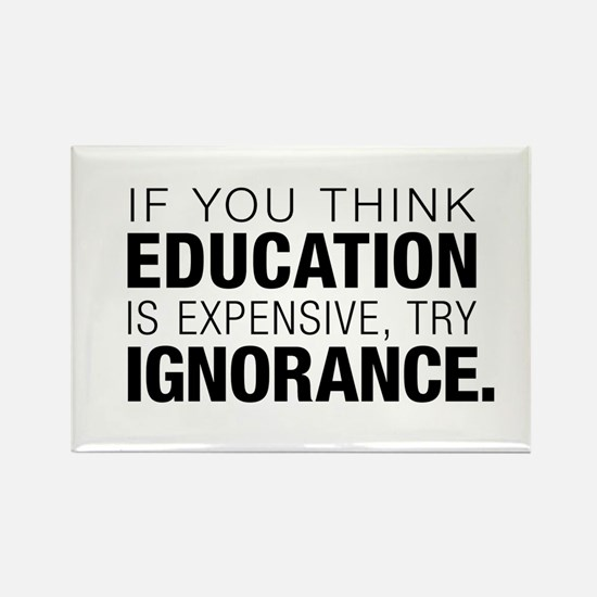 Education Is Expensive Magnets