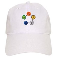 Creation Cycle Baseball Cap