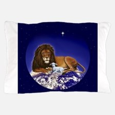 Cute Peace by Pillow Case