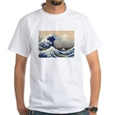 The Great Wave by Hokusai Shirt